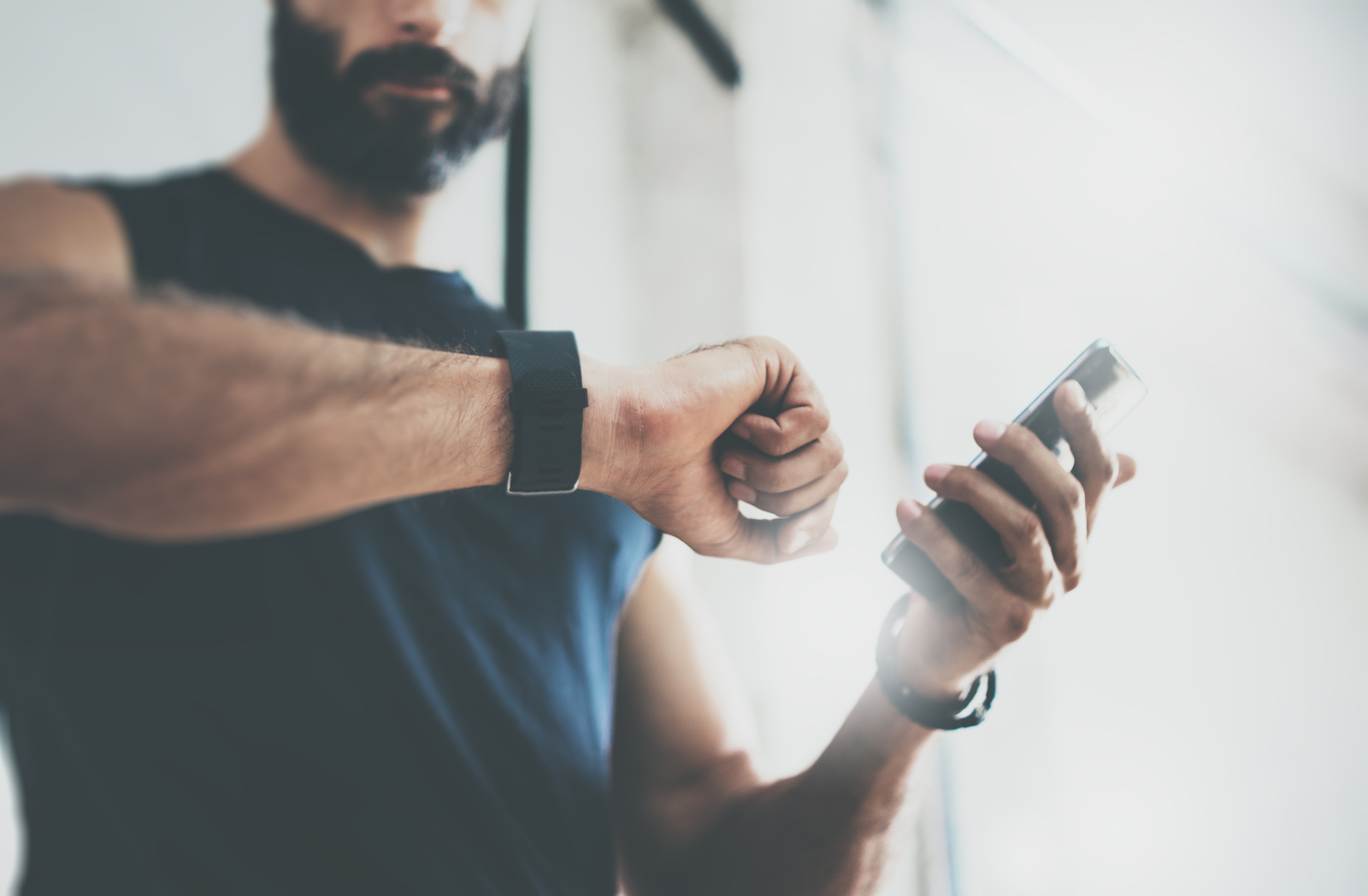 The Best Fitness Trackers Men S Nutrition